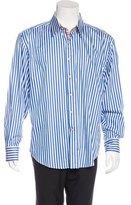 Robert Graham Striped Woven Shirt