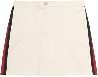 Gucci Kids Cotton skirt