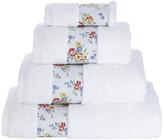 Cath Kidston Bleached Flowers Towel - Bath Towel