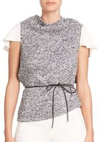Roland Mouret Ninven Draped Top
