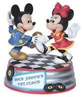 "Precious Moments® Disney® Showcase ""Rock Around the Clock"" Musical Figurine"