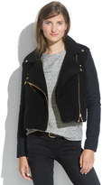 Won Hundred Melany Quilted Shearling Jacket