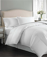 Charter Club Vail Level 3 European White Down King Comforter, Medium Warmth Hypoallergenic UltraClean Down