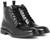 Paul Smith Jarman Leather Boots - Black