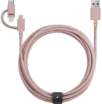Native Union Belt universal cable Rose