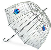 Lulu Guinness Birdcage Umbrella