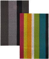"""Chilewich Bold Stripe Doormat, 18"""" x 28"""""""