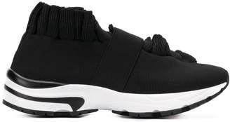 SUECOMMA BONNIE slip-on sock sneakers