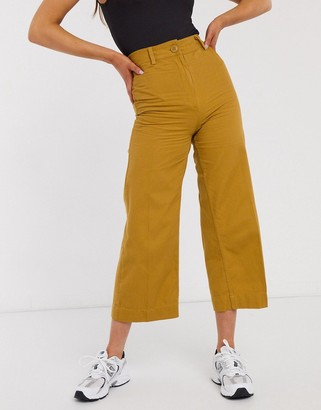 Weekday Bessie trousers