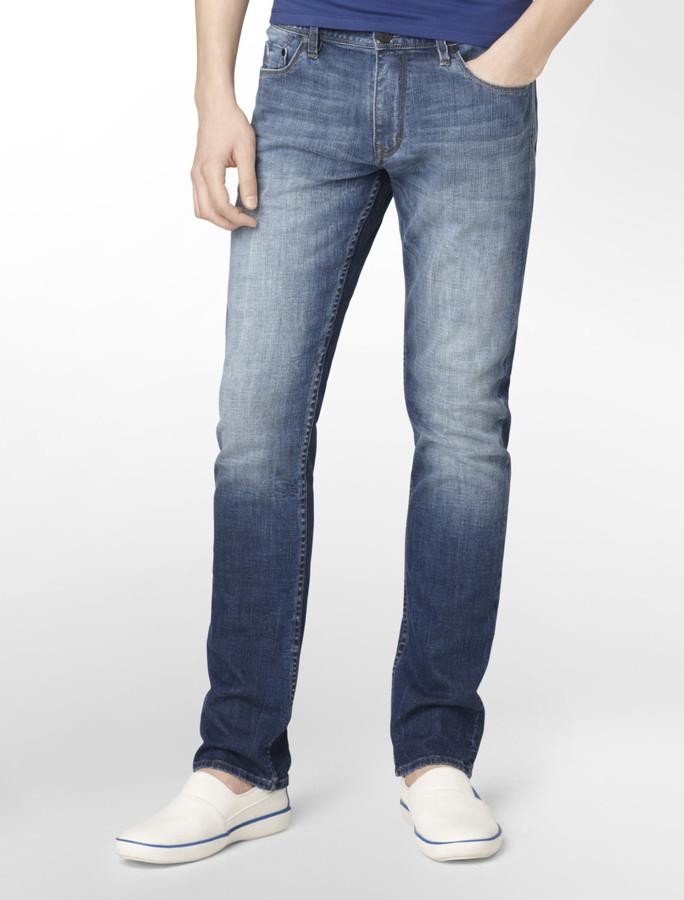 Calvin Klein Jeans Medium Wash Skinny Jeans