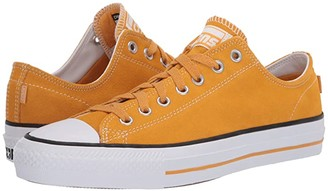 Converse Skate All Star Pro Suede - Ox (Sunflower Gold/White/Sunflower) Men's Skate Shoes