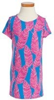 Vineyard Vines Toddler Girl's Print T-Shirt Dress