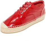 Maison Margiela Espadrille Sneakers