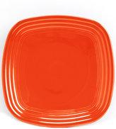 Fiesta Poppy Square Luncheon Plate