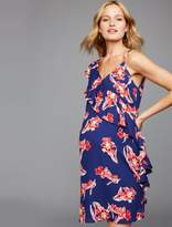 A Pea in the Pod Collective Concepts Floral Maternity Dress