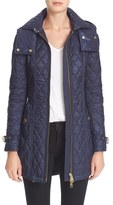 Burberry 'Bellbridge' Quilted Trench Parka