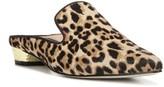 Sam Edelman Women's Augustine Patterned Loafer Mule