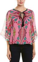 Nanette Lepore Silk Top