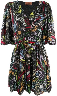 Missoni Abstract Knit Dress
