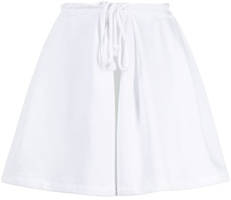 Base Range Drawstring-Waist Shorts