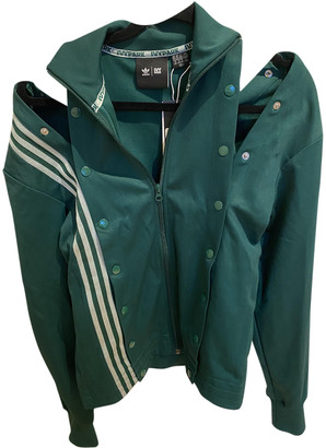 Ivy Park Green Synthetic Jackets