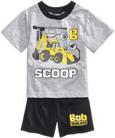 Bob the Builder 2-Pc. Scoop Pajama Set, Toddler Boys