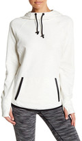 Andrew Marc Funnel Neck Pullover Hoodie