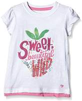 Hatley Girl's Sweet Strawberry Graphic T-Shirt
