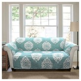 Nobrand No Brand Sophie Furniture Protector Blue Loveseat
