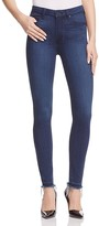 Paige Hoxton High Rise Ankle Jeans in Henrietta