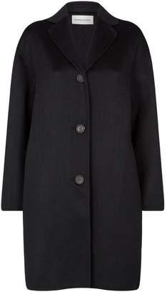 Mansur Gavriel Buttoned Cashmere Coat