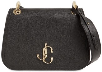 Jimmy Choo Md Varenne Grained Leather Bag