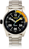 Nixon Men's Descender Watch-BLACK