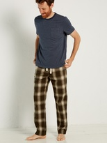 White Stuff Mellow check lounge pant