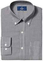 Buttoned Down Men's Non-Iron Classic Fit Button Collar Dress Shirt
