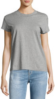 MiH Jeans Range Jersey Tee, Gray