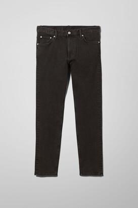 Weekday Friday Slim Jeans - Black