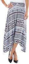 Women's AB Studio Print Midi Skirt