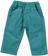 Charlie Rocket Light Weight Twill Pants (Baby) - Jade-12-18 Months