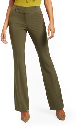 New York & Co. Barely Bootcut Pant - Mid Rise - Double Stretch