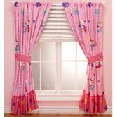 Hello Kitty Stars And Rainbows Window Panel Set of 2 (other amazon lisitng is only for 1 panel)