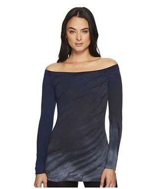 Hard Tail Sexy Off Shoulder Tee