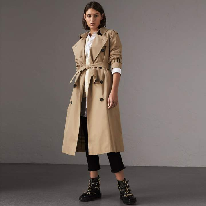 47dbd501f The Westminster - Extra-long Trench Coat