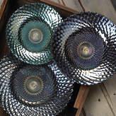 Zingz & Thingz Iridescent Decorative Plate