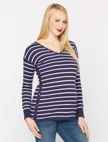A Pea in the Pod Lift Up Soft Top Nursing Top
