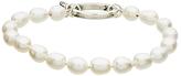 Claudia Bradby Rice Pearl Bracelet