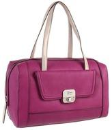 GUESS Cordova Box Satchel (Tulip Multi) - Bags and Luggage