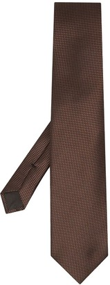 Tom Ford Silk Pattern Tie