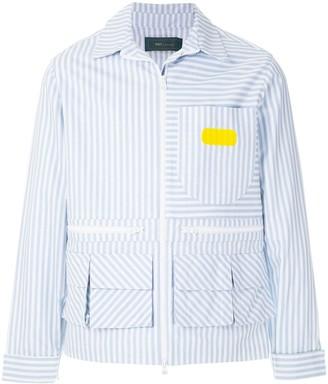 Piet Worker patch pockets jacket