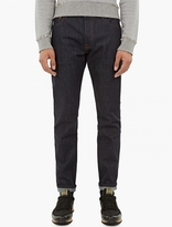 Valentino Indigo Rockstud Denim Jeans